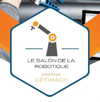 logo salon de la robotique